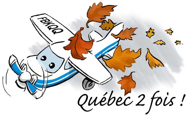 Québec 2 fois